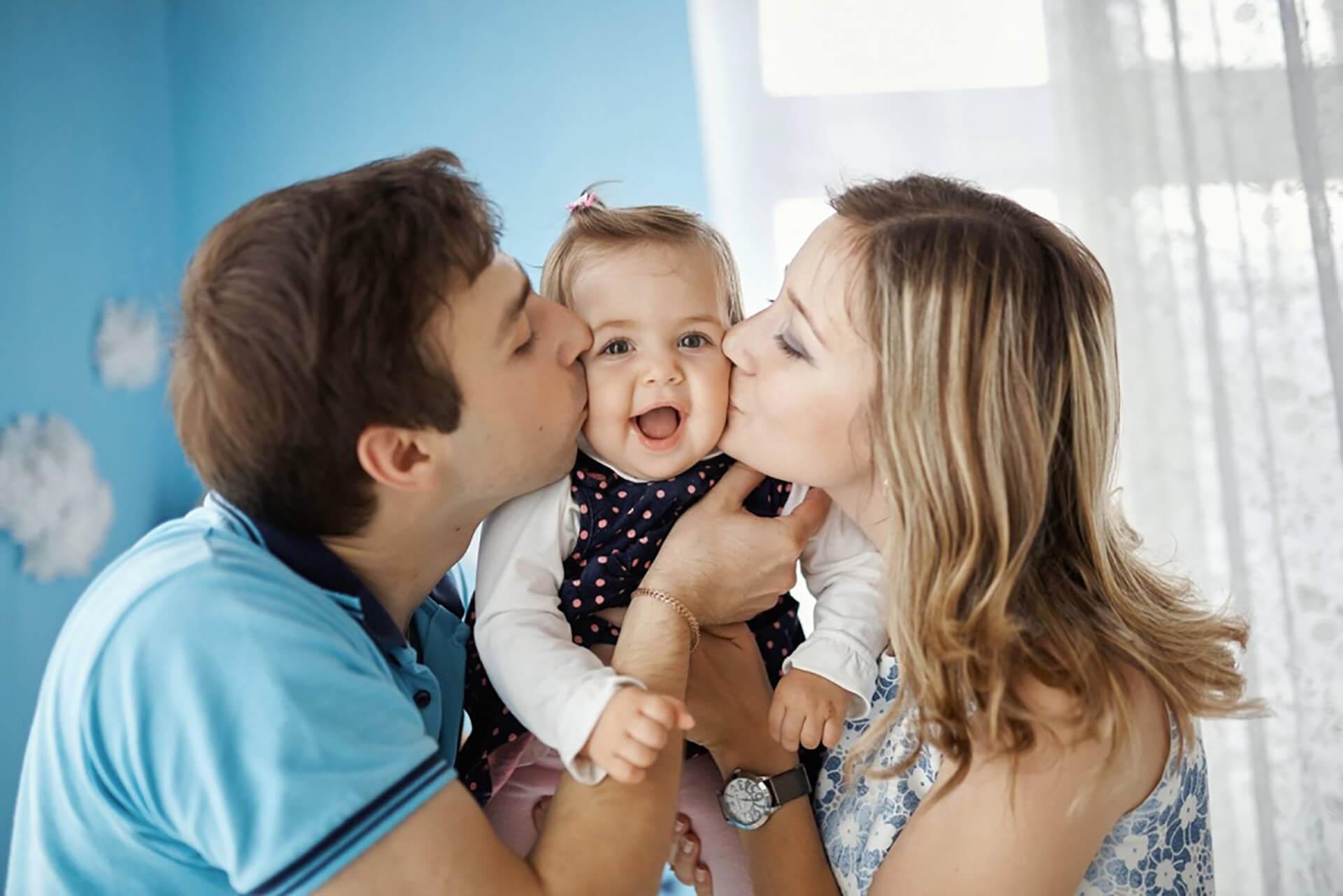 Фотосессия в семейной фотостудии СПБ