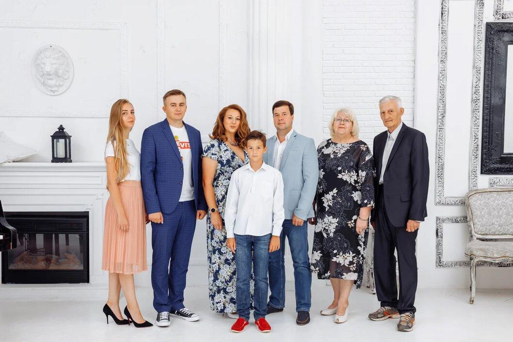 Семейная фотостудия в СПБ
